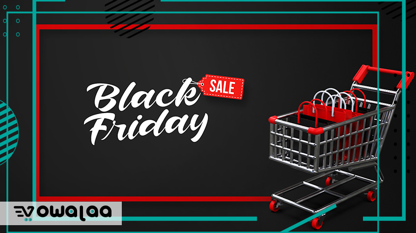 التجارة الالكترونية فى موسم البلاك فرايداى-E-commerce in the black Friday season